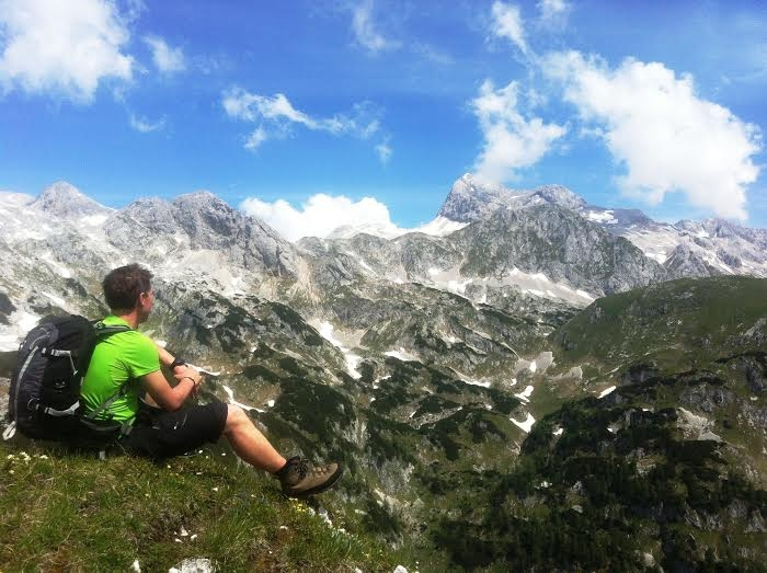 Backpacking Slovenia