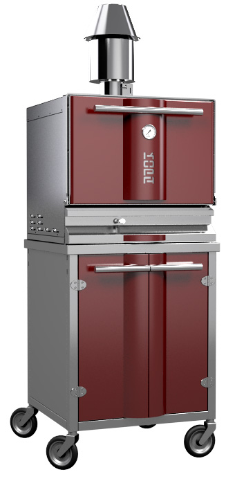 charcoal oven