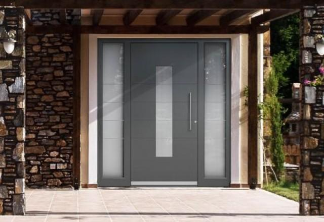 Pirnar BASICO 45 entry doors