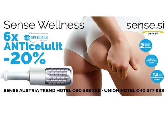 Endosphères cellulite treatment