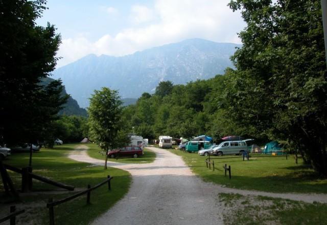 Koren Kobarid Campsite